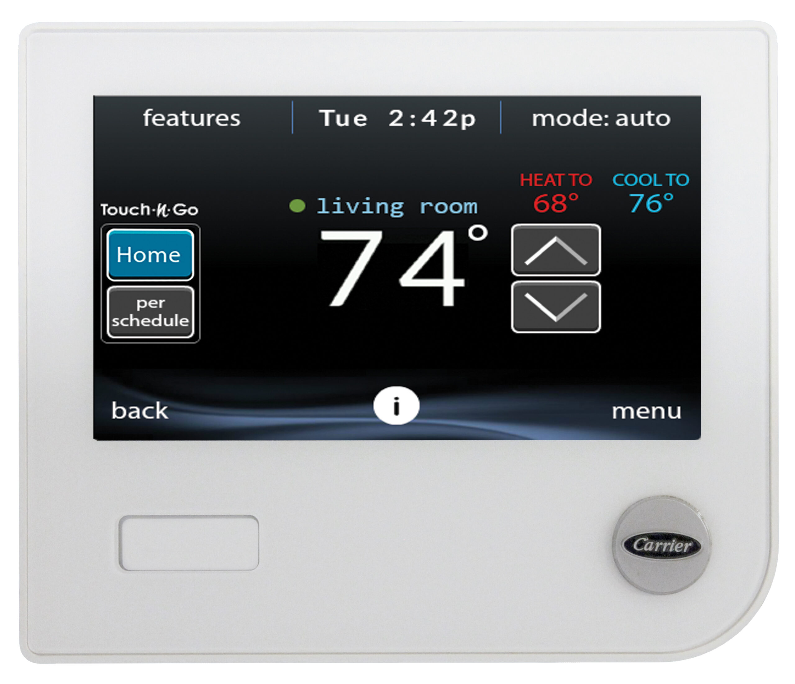 Take the time to make sure your thermostat is functioning properly.