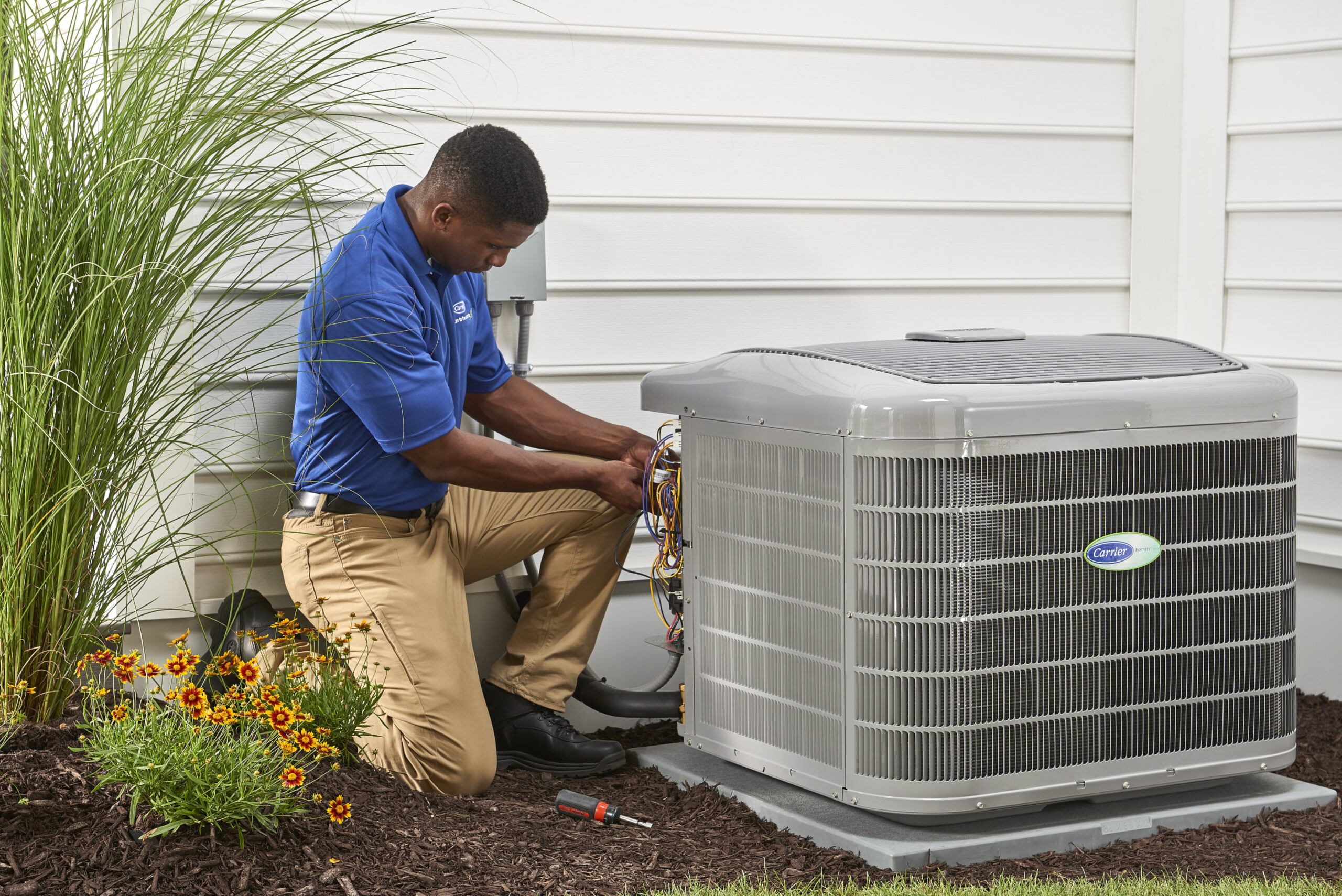 We provide customers with Complete Cooling Services; Installation of Central Air Conditioning, Ductless AC and Condenser Unit replacement