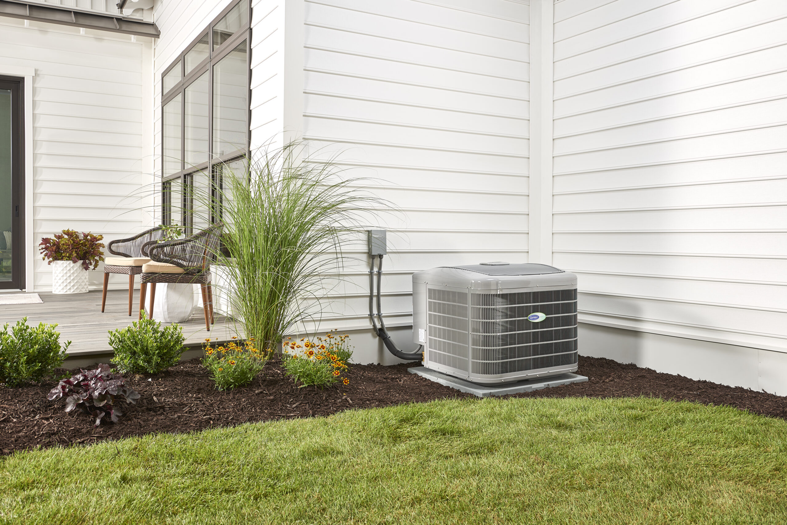 Minimize strain on your AC during the hot summer months.