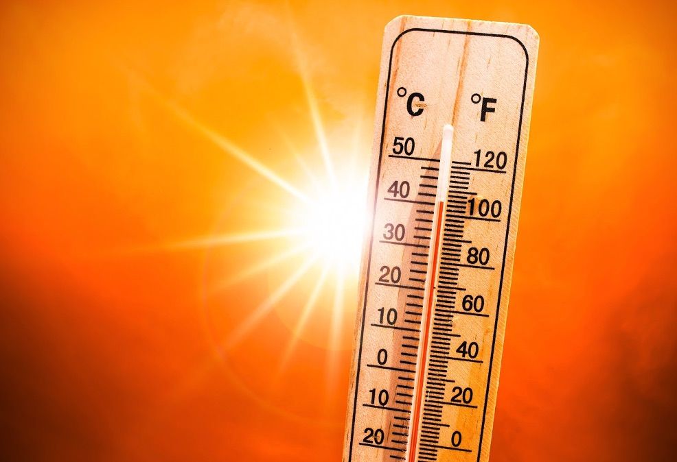 Summer heat can strain your air conditioner.